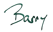 My signature - small